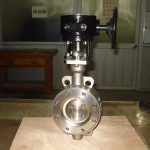 Ceramic-lined Butterfly Valve