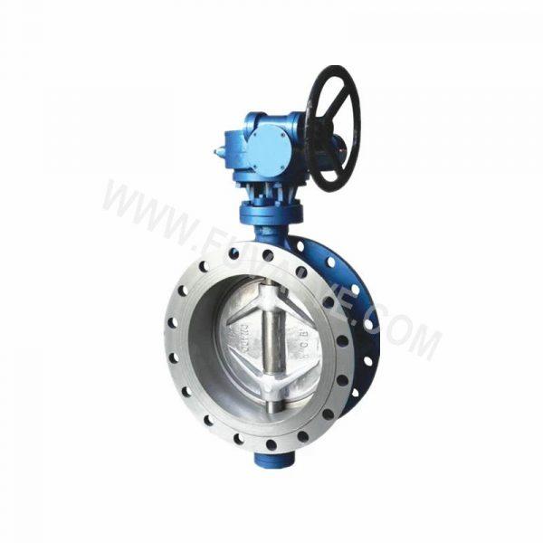 Triple Eccentric butterfly valve (7)
