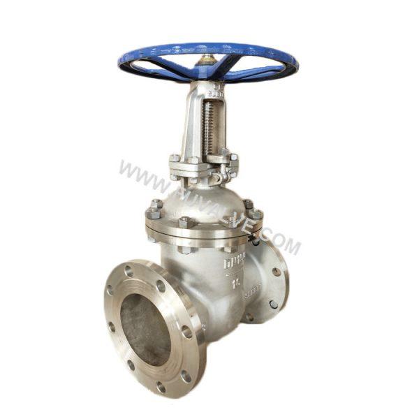 cast steel gate valve (2)