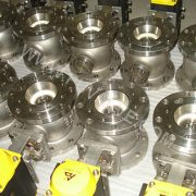 ceramic segment ball valve
