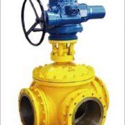 4 Ways Ball valve