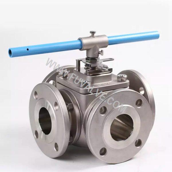 four way ball valve (3)