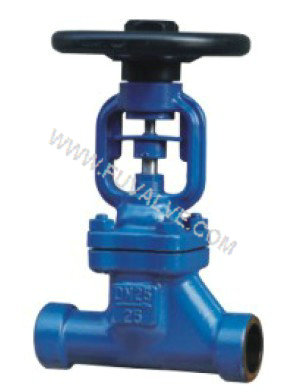 Forged bellows seal globe valve