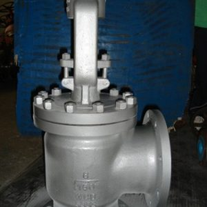 Angle Pattern Ceramic Globe Valves