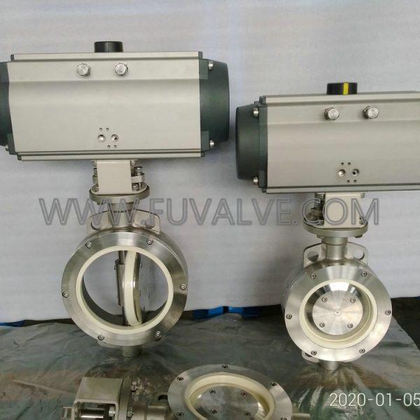 high quality ceramic butterfly valve (1)