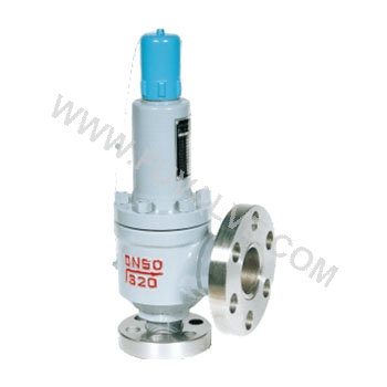 Closed spring loaded full bore type high pressure safety valve (2)