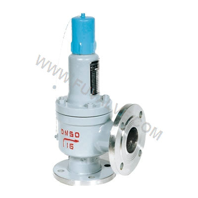 Closed spring loaded full bore type safety valve (2)