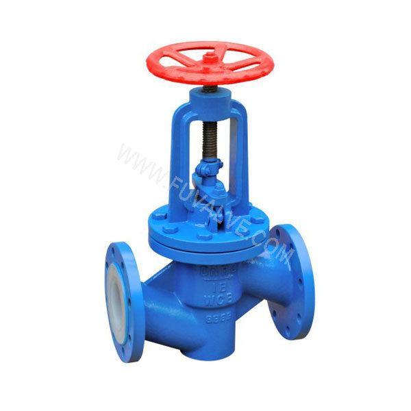 Fluorine lined globe valve (1)_1