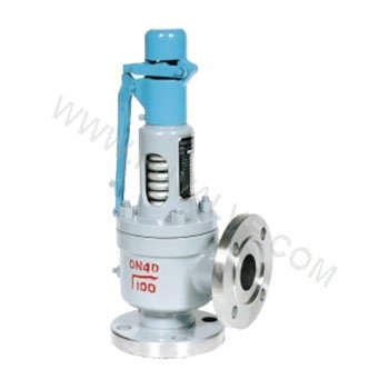 Spring loaded full bore type with lever safety valve (2)