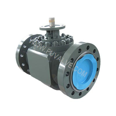 Top entry ball valves(forged steel)