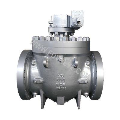 Top entry ball valves(sast steel)