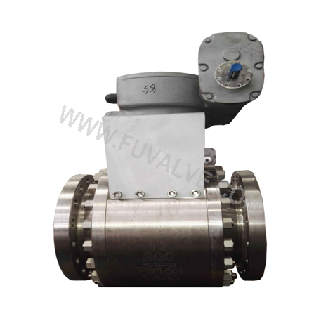 Wear-Resistant Ball Valve For Catalyst_1