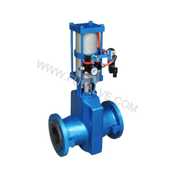 Pneumatic pinch valve (1)